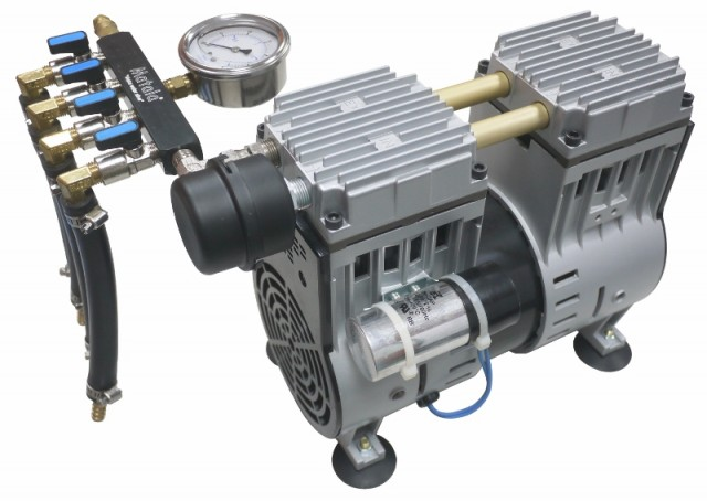 Hp compressor w manifold mpc c with